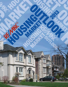 REMAX Housing Market Outlook 2013