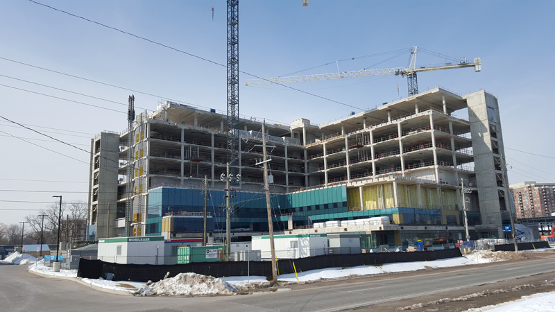 New Joseph Brant Hospital Redevelopment and Expansion