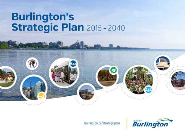 Burlington Strategic Plan 2015 - 2040