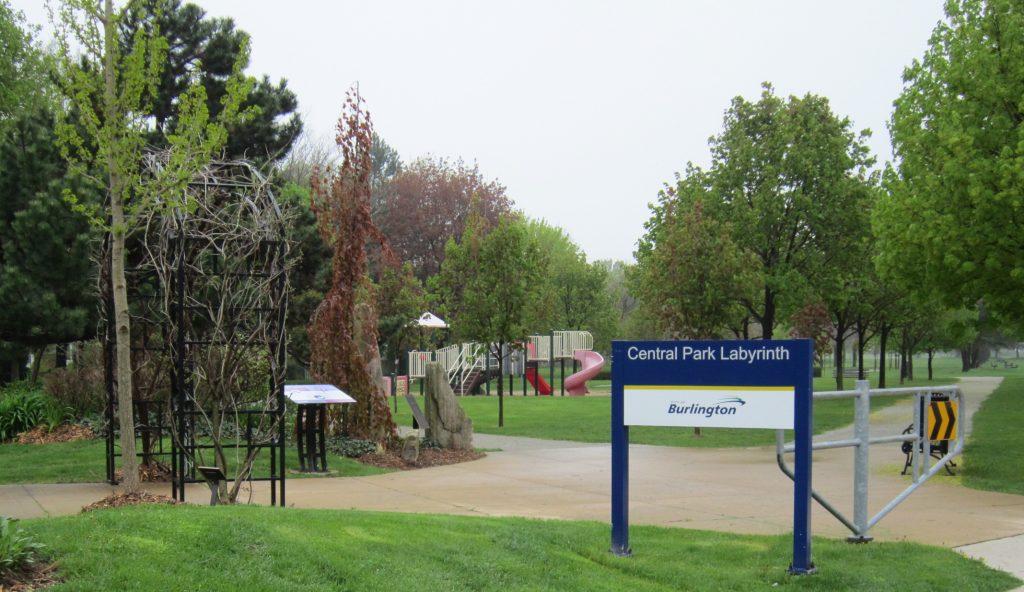 Central Park (City of Burlington)
