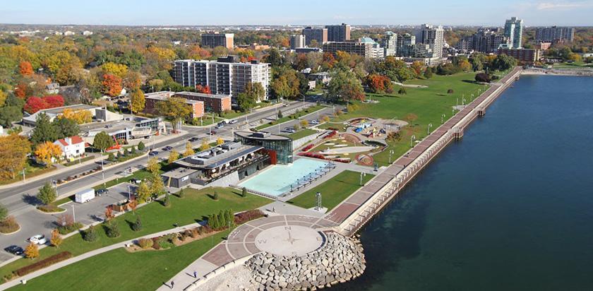 Burlington Ontario downtown