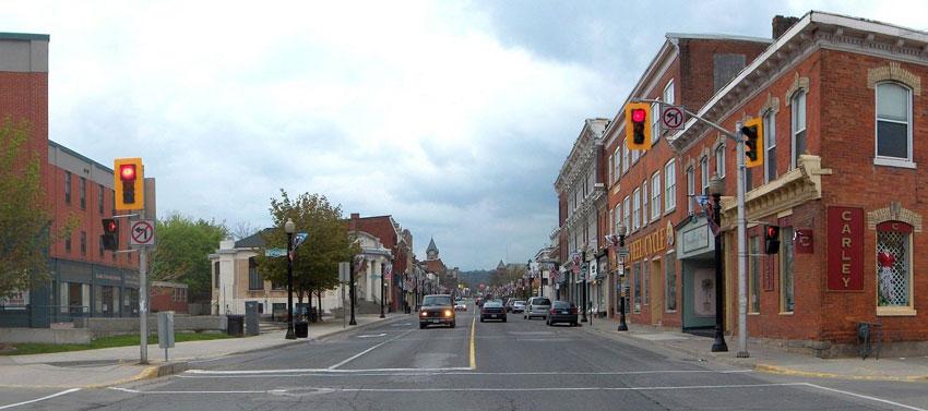 Photo of Downtown Dundas, Ontario