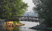 Photo of LaSalle Park and the Marina in Aldershot