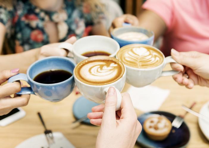 Friends-Coffee