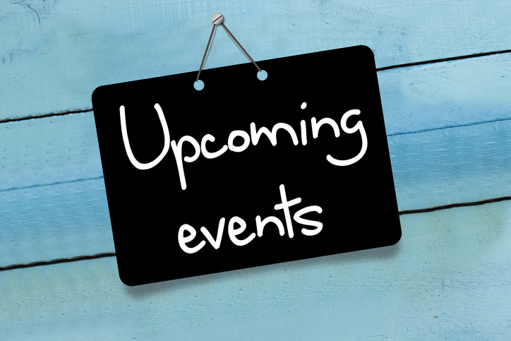 Halton Events Upcoming events