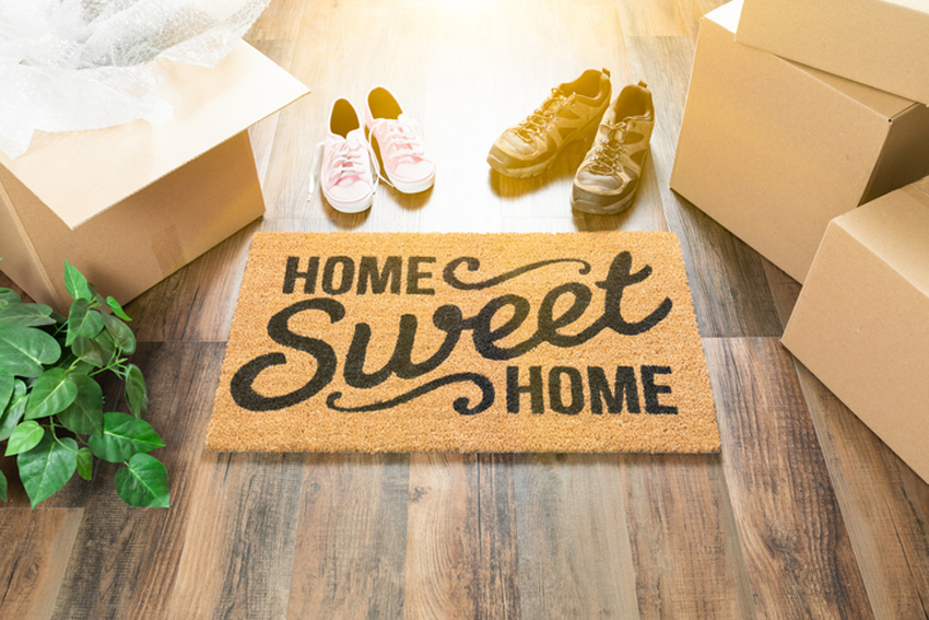 Canadian Real Estate Market Home Sweet Home Welcome
