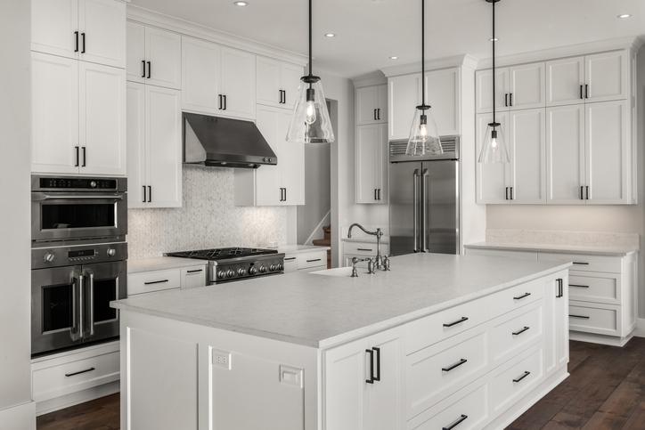 Fall Trends Beautiful kitchen