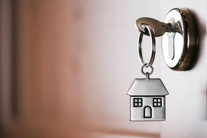 Capital Gains Tax House key
