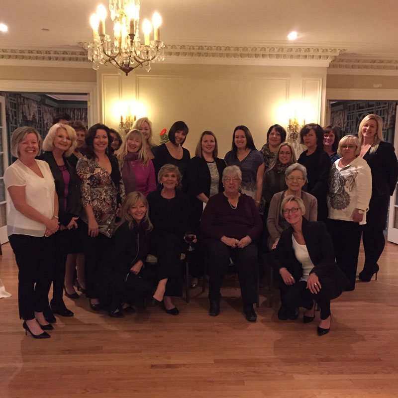 Photo of Ladies Night fund-raiser for Children's Miracle Network