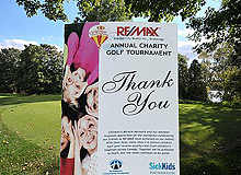 Photo of 2010 RE/MAX Charity Golf Tournament Poster