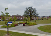 Photo of Burlington's Orchard Community Park