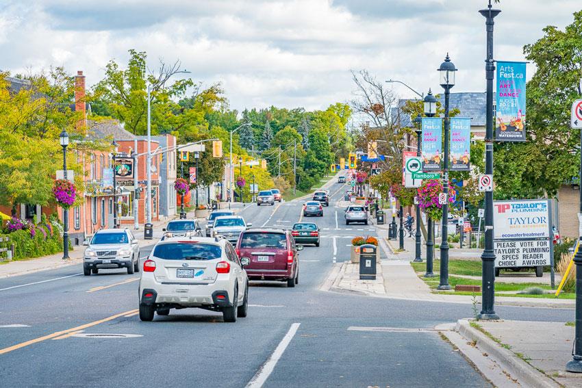 Dundas St, Waterdown, Ontario