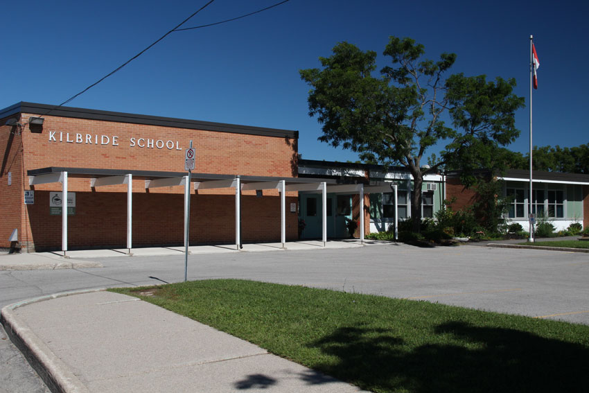 Kilbride Public School in Burlington, ON