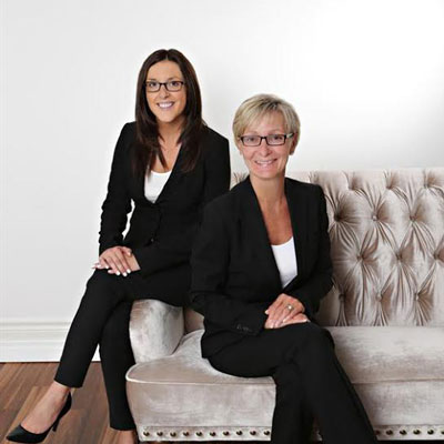 Lori VanDinther & Kimberly Hall - REMAX Real Estate Agents