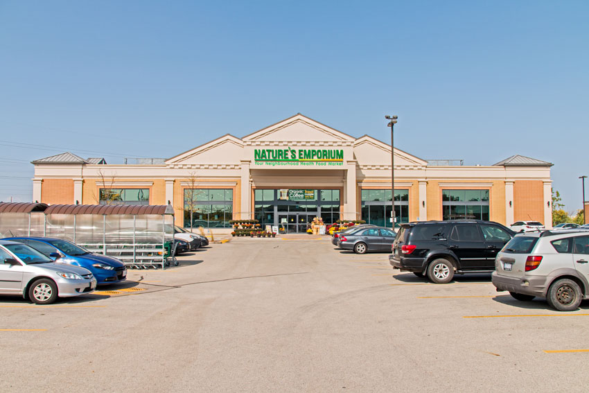 Nature's Emporium in Millcroft, Burlington, Ontario