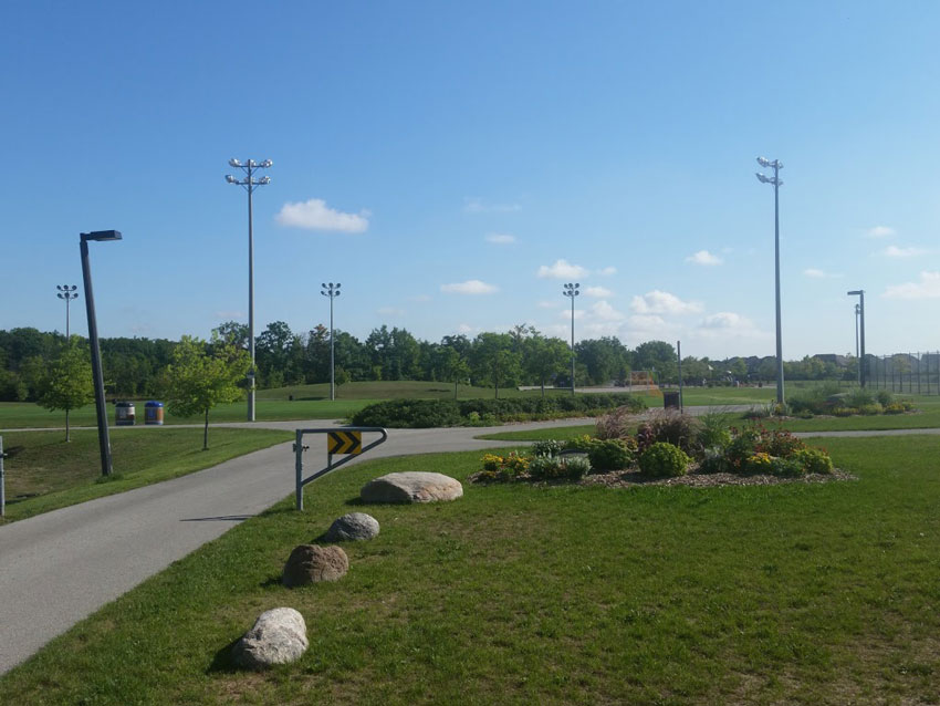 Burlington's Orchard Community Park