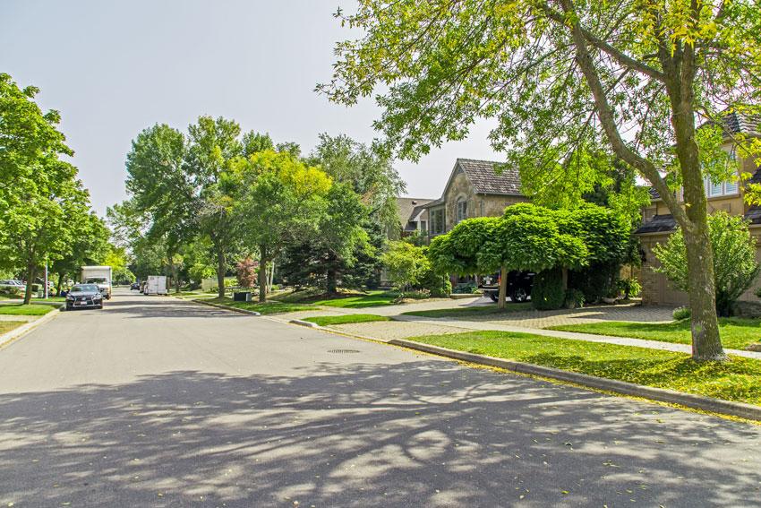 Orchard Neighbourhood in Burlington, Ontario