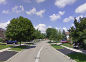 Photo of Vista Dr in Headon Forest area of Burlington